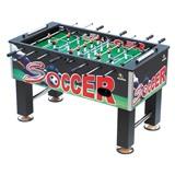 Настольный футбол (кикер) «Roma» (140x76x87см, цветной), интернет-магазин товаров для бильярда Play-billiard.ru