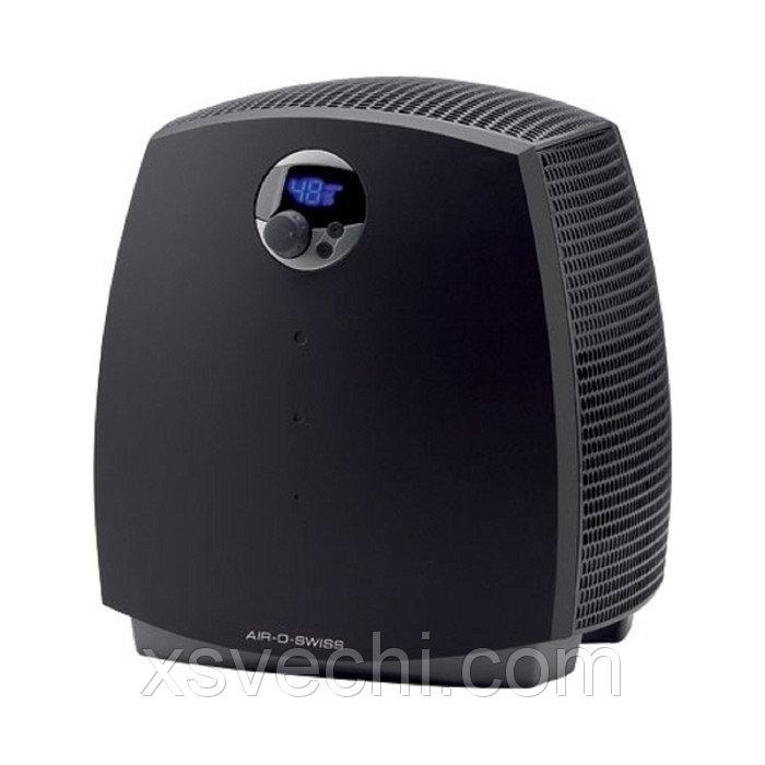 Воздухоочиститель Boneco W2055D, 50 кв.м., ионизация, жк-дисплей, ароматизация, черный