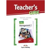 Management I (Teacher's Guide) - методическое руководство для учителя