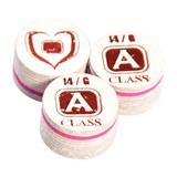 """Наклейка для кия """"Black Heart""""  A CLASS  (S) 14 мм, интернет-магазин товаров для бильярда Play-billiard.ru"""