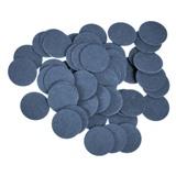 Фибра упаковка 50 шт. (синяя, 1 мм, н/д 14мм), интернет-магазин товаров для бильярда Play-billiard.ru