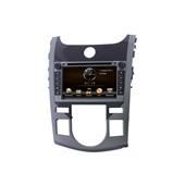 Штатное головное устройство Intro для KIA Cerato-3 с 2009-2012  CLIMA