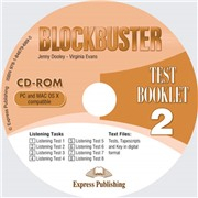 blockbuster 2 test booklet cd-rom