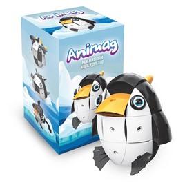 Animag Конструктор детский магнитный Animag Пингвин