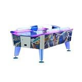 Wik Всепогодный аэрохоккей «Big Wave» 8 ф (238 х 128 х 83 см, цветной, жетоноприемник), интернет-магазин товаров для бильярда Play-billiard.ru
