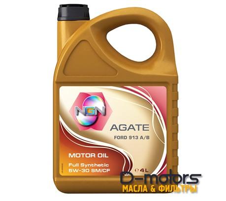 NGN AGATE 5W-30 (4л.)