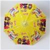 Зонт детский полуавтомат Барби со свистком D-84см. №3