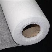 """Белый флизелин """"Strong"""" неклеевой, отрывной, для вышивки 55гр/м (90см-100м)"""