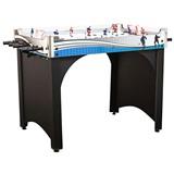 Хоккей «Alaska» с механическими счетами (101 x 73.6 x 80 см, серо-синий), интернет-магазин товаров для бильярда Play-billiard.ru
