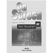On screen b2 test booklet
