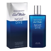Davidoff Cool Water Night Dive 125 мл