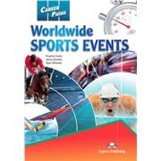 Career Paths: Worldwide Sports Events (Student's Book) - Пособие для ученика