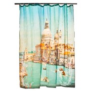 Штора для ванной Венецианское утро