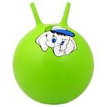 """Мяч-попрыгун """"Слоненок"""" GB-401, 45 см, с рожками, зеленый"""