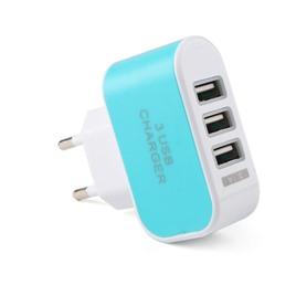 3 USB Зарядное устройство на 3 USB (оранжевый)