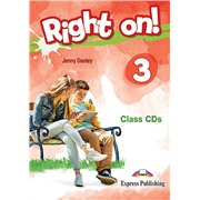 Right On! 3 - Class CDs (set of 3)