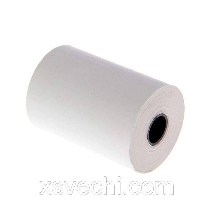 Чековая лента термо 57мм 27м 57х12х40