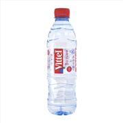 Vittel 0,5 упаковка минеральной воды - 24 шт.