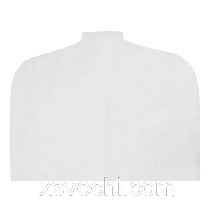 Чехол для одежды 54х45 см, цвет прозрачный