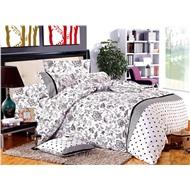 Комплект постельного белья  2-х спальный C164 из сатина