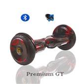 Гироскутер Smart Balance GT Exclusive Красная молния