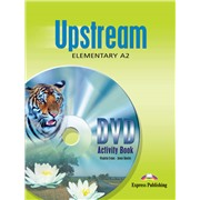 upstream elementary (a2) dvd activity book