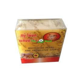 Мыло белый жемчуг и белоснежный лотос, 60 гр