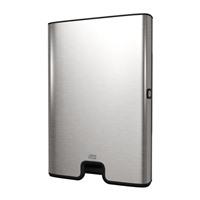 Диспенсер Tork Xpress® для листовых полотенец сложения Multifold в алюминиевом корпусе 460004