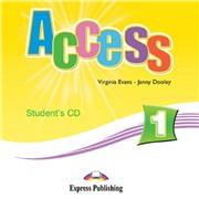 "Virginia Evans.Jenny Dooley. ""AccessStudent's Audio CD. Beginner. (International). Аудио CD для работы дома"""