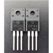 Транзисторы A2222  C6144 (пара) Epson L110 /L120 /L130 /L210 /L222 /L300 /L350 /L355 /XP330 /XP342 /L455 /L555