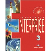 enterprise 3 student's book - учебник
