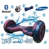 Гироскутер Smart balance wheel 10.5 new Premium фиолетовый