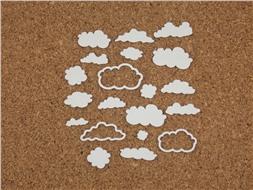 Набор чипбордов Облака