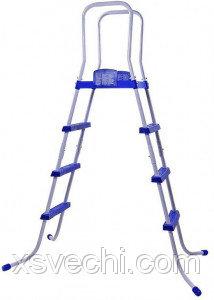 Лестница для бассейна Bestway 58097, 122 см