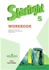 starlight     5 кл.  workbook - рабочая тетрадь