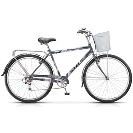 "Велосипед Stels Navigator 28"" 350 (с корзиной), интернет-магазин Sportcoast.ru"