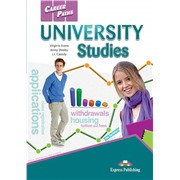 Career Paths: University Studies (Student's Book) - Пособие для ученика