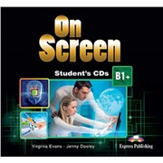 On Screen B1+. Student's CD's (set of 2) REVISED. Аудио CD для работы дома (2 шт.).