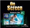 On screen b1+  student's cd - комлпект дисков для занятий дома (set 2)