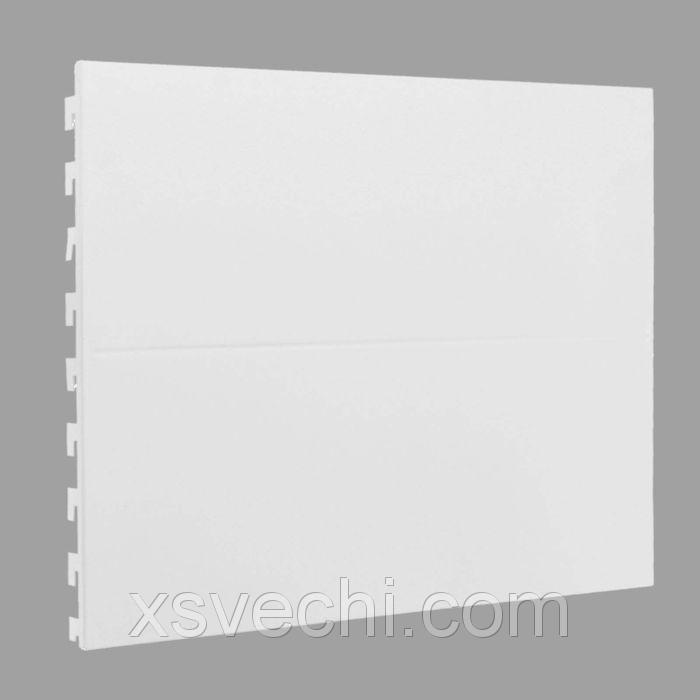 Панель стальная для стеллажа, 45*60 см