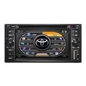 Штатное головное устройство MyDean 7358 для Toyota RAV4  2013-