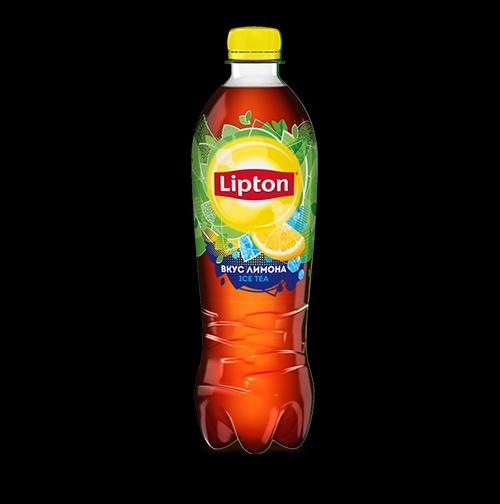 Холодный чай Липтон