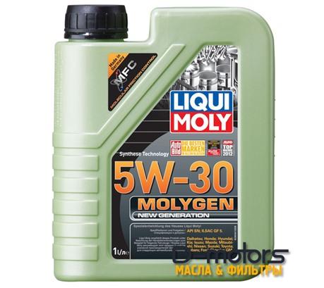 LIQUI MOLY MOLYGEN NEW GENERATION 5W-30 (1л.)