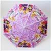 Зонт детский полуавтомат Барби со свистком D-84см. №4