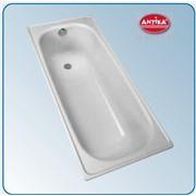 Ванна стальная 1,5 м Антика (в комплекте с ножками)