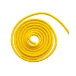 Скакалка для художественной гимнастики RGJ-101, 3 м, желтый