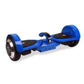 Гироскутер Hoverbot A16 синий (приложение + усиленная рама + экран + фара + съемная АКБ + Bluetooth-музыка + сумка)