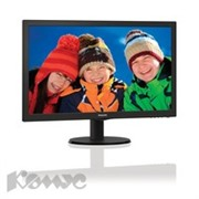 Монитор 21,5 Philips 223V5LSB/00(01) 1920x1080/LED/5ms/VGA/DV