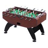 Настольный футбол (кикер) «Parma» (140 x 74 x 86 см, коричневый), интернет-магазин товаров для бильярда Play-billiard.ru