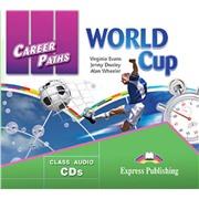 World cup (Audio CDs) - Диски для работы (Set of 2)